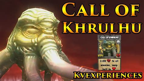wizard call  khrulhu shadow enhanced spell youtube