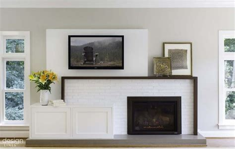 best fireplace tv wall ideas the advice for
