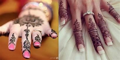 Mehndi Finger Designs Unique Wedmegood