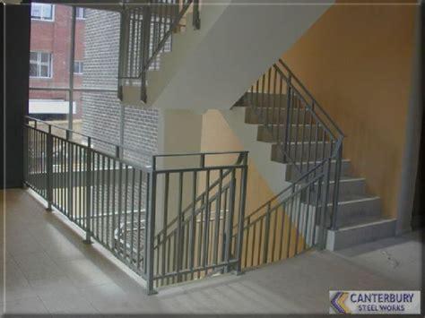 Steel Balustrade & Handrails