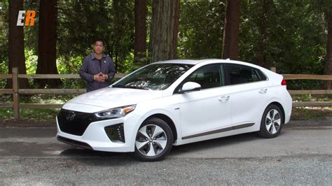 hyundai ioniq ev review youtube