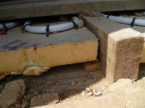 Installing Underfloor Heating with Suspended Timber Floors