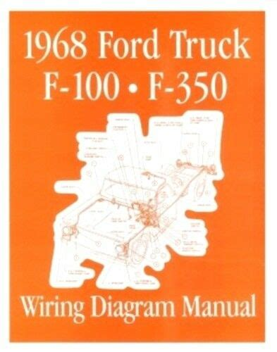Ford Truck Wiring Diagram Manual Ebay