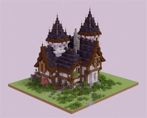 blackstone blocks    good  roof minecraft   minecraft