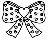 Bow Coloring Printable Bows Cheer Tie Sheets Template Coloringpagesfortoddlers sketch template