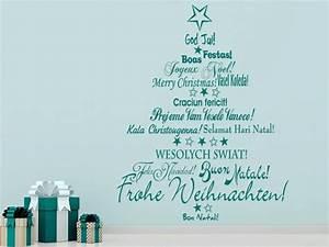 Frohe Weihnachten Auf Verschiedenen Sprachen Sagen Sie39s