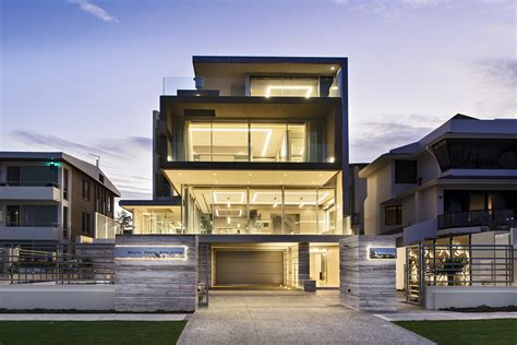 Narrow Block Home Designs Perth, Narrow Block Home Design