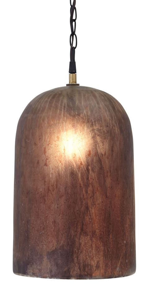 glass brown pendant light from l000118 coleman