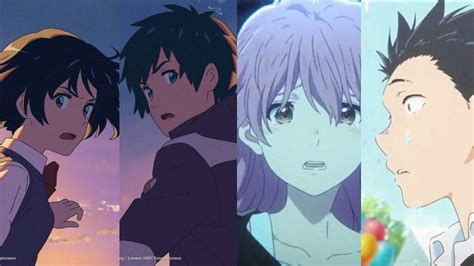 Anime Kimi No Nawa Sub Indo Koe Katachi Wallpapers Hq Kimi No Na Wa And Koe No Katachi Anime Amino