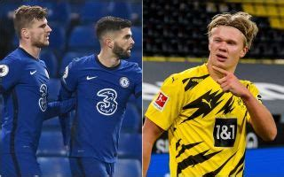 Chelsea eye Haaland transfer, Werner exit could fund deal