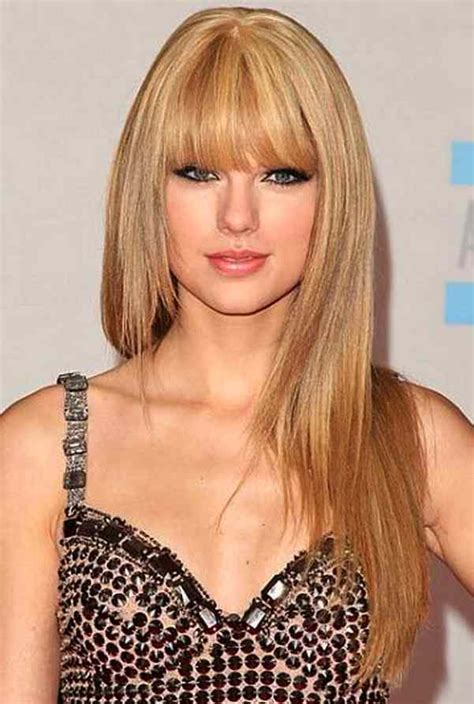 choosing bangs hairstyles accordance face shape