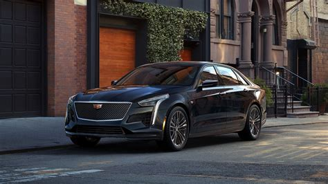 2019 Cadillac Ct6 Vsport  Top Speed