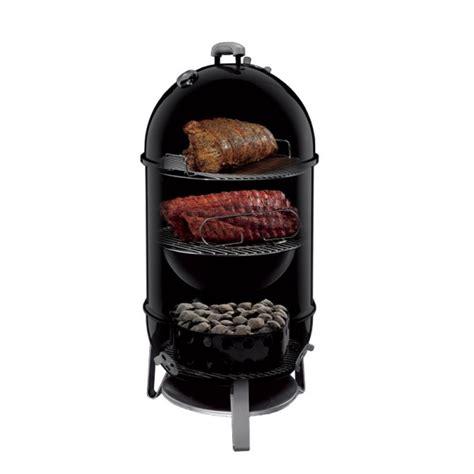 Fumoir Cuisine - fumoir quot smokey mountain cooker quot 47 cm noir housse weber