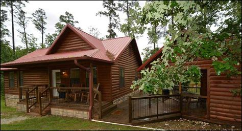 beavers bend cabins hickory hill cabin at the pond cabin rentals beavers