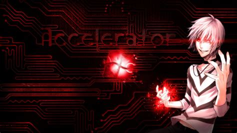 Accelerator Anime Wallpaper - accelerator wallpaper 2 by accelerator101 on deviantart