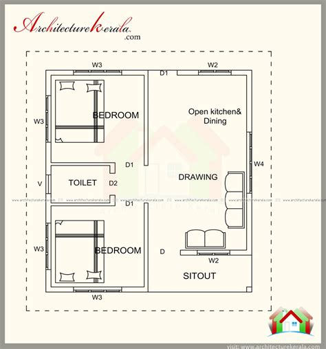 floor plans 500 sq ft 500 square feet house plan with elevation architecture