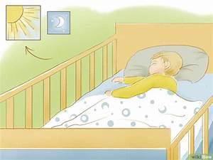 Bett Für 2 Jähriges Kind : ein baby dazu bringen in seinem eigenen bettchen zu schlafen wikihow ~ Markanthonyermac.com Haus und Dekorationen