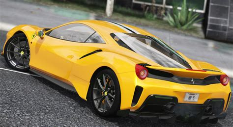 488 Pista Modification by 2019 488 Pista Specs Cars Review Release