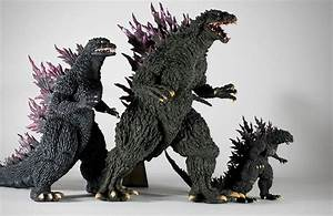 Toho Monsters Size Comparison Pictures to Pin on Pinterest ...