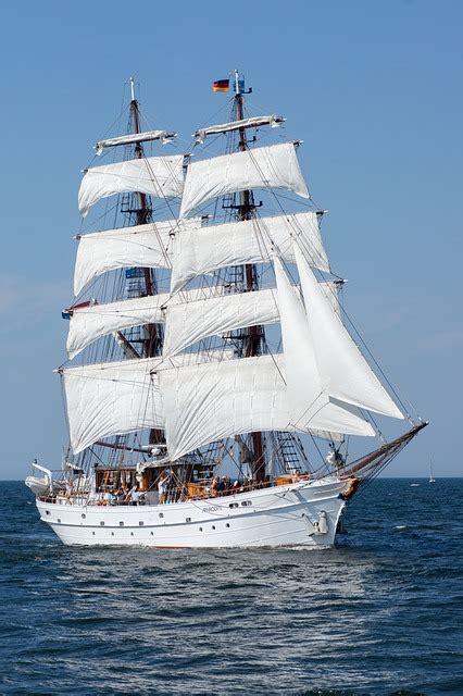 ship hanse sail baltic sea  photo  pixabay
