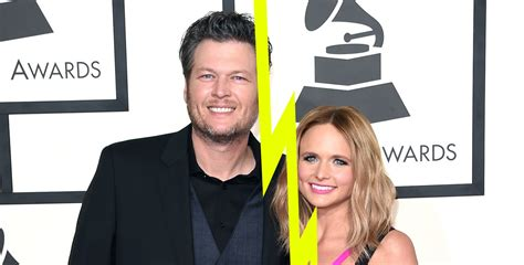 shelton divorce blake shelton miranda lambert are getting divorced blake shelton divorce miranda lambert