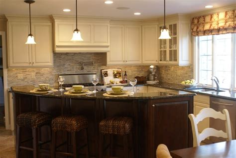 kitchen remodel with island island design trends for kitchen remodeling design build