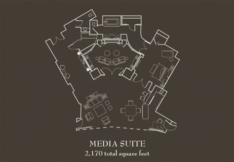 Mandalay Bay Casino Floor Plan by Mandalay Bay Rooms And Suites Information