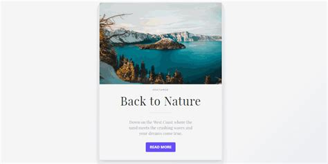 pure css material design card ui  articles