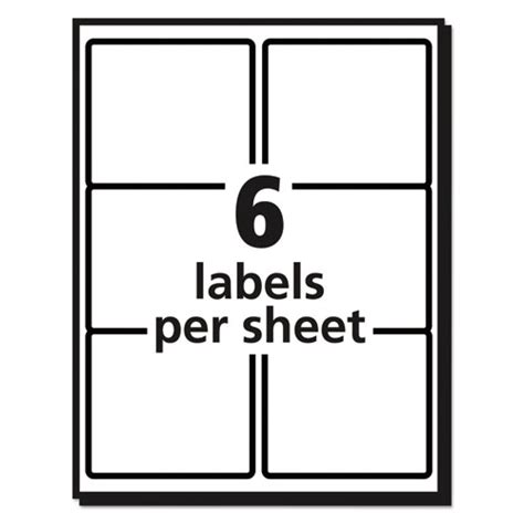 avery shipping labels template ave8164 avery shipping labels with trueblock technology zuma