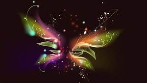 pattern lines with butterfly Powerpoint Templates ...