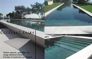 awesome piscine mosaique noire photos amazing house With jardin et piscine design 1 dallage et margelle ambiance contemporaine espaces