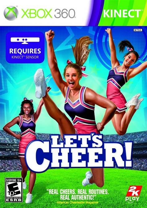 All Gaming Download Lets Cheer Xbox 360 Game Free