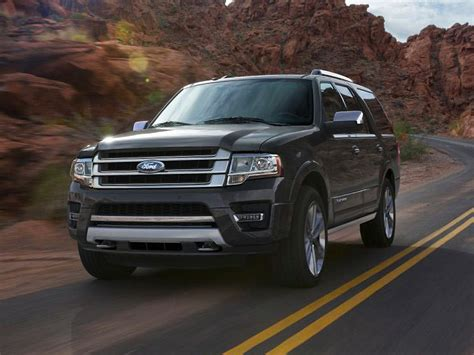 Ford Expedition 2017 by New 2017 Ford Expedition El Price Photos Reviews