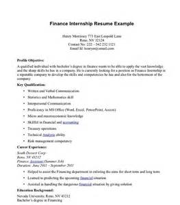 high student resume for internship finance internships india resume cover letter action plan