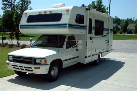 RVs and OHVs , Camping and Survival: Micro mini motorhomes