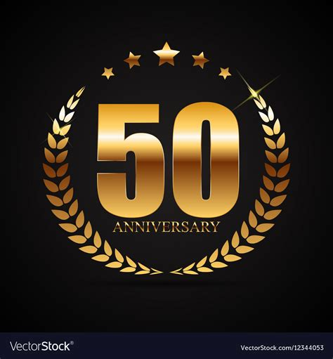 template logo  years anniversary royalty  vector image