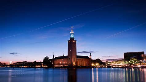 stockholm sweden landscape photography hd wallpaper