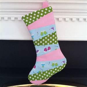 Baby, Girl, Christmas, Stocking