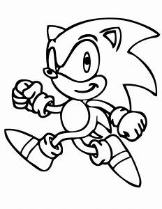 Shadow The Hedgehog Coloring Pages To Print Coloring Home