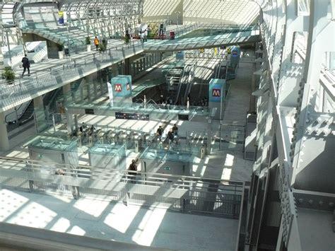 Metropolitana Torino Porta Susa by Civico20 News Torino Inaugurata La Nuova Stazione