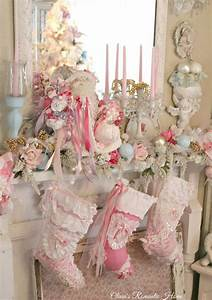 Pink Christmas Decorating Ideas - All About Christmas