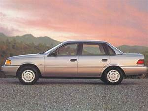 1993 Ford Tempo Reviews  Specs And Prices