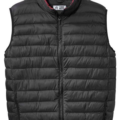 doudoune sans manche noir sedao vente manteaux vestes doudoune sans manches noir