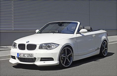 Ac Schnitzer Brings Out Second Bodywork Kit For 1 Series Bmw