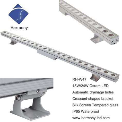led linear wall washer light 18w