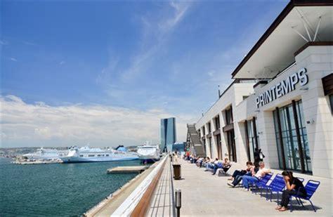 les terrasses du port centre commercial marseille horaires infos