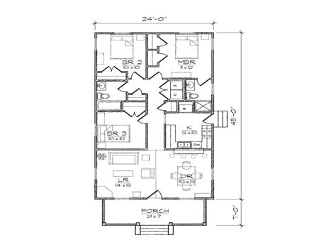 narrow lot house floor plans narrow house plans  rear