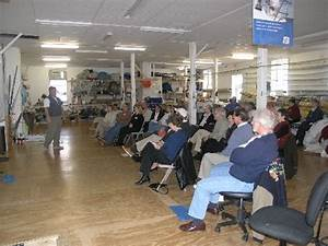 Pictures From March Member Meeting