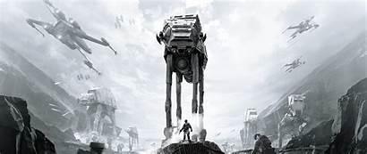 Wars Star Dual Monitor Battlefront Screen Resolution