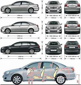 Toyota Avensis Service Manual